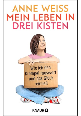 Buch »Mein Leben in drei Kisten / Anne Weiss« kaufen