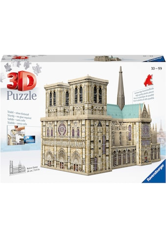 Ravensburger 3D-Puzzle »Notre Dame de Paris«, Made in Europe, FSC® - schützt Wald -... kaufen