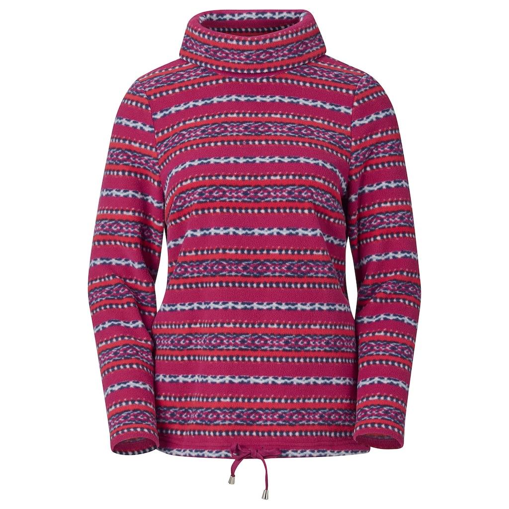 Classic Basics Fleeceshirt