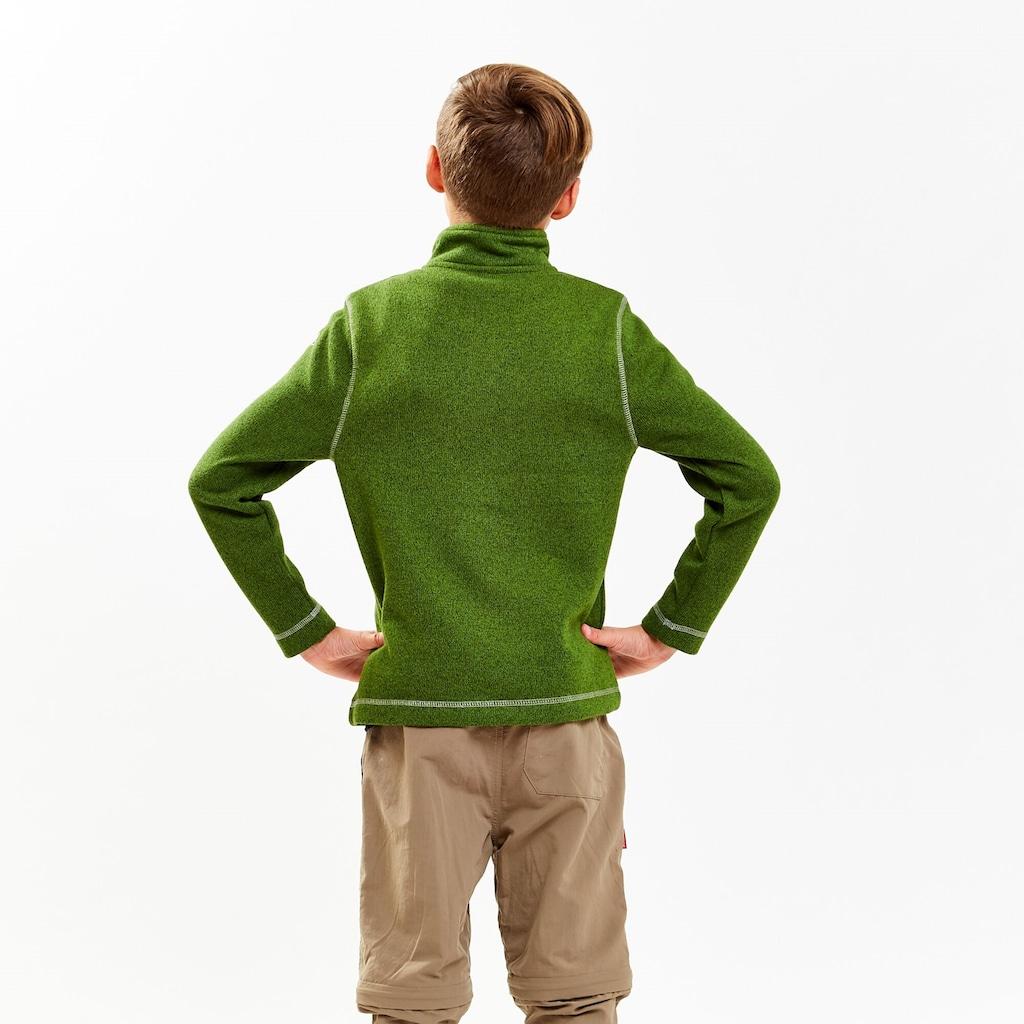 Craghoppers Fleecepullover »Kinder Salvador mit Reißverschluss-Kragen«