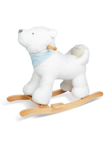 Kaloo Schaukeltier »Les Amis, Eisbär« kaufen