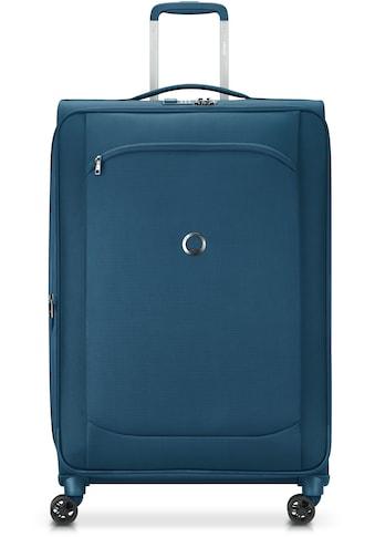 """Delsey Weichgepäck - Trolley """"Montmartre Air 2.0, 68 cm, blue"""", 4 Rollen kaufen"""