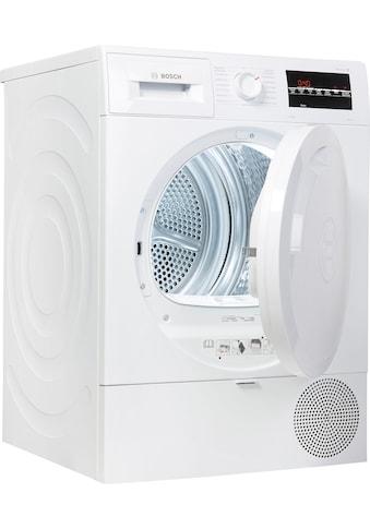 BOSCH Wärmepumpentrockner WTR85400, 8 kg kaufen