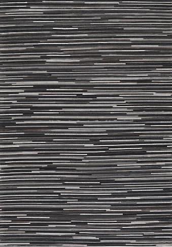 Arte Espina Teppich »Wild 8023«, rechteckig, 8 mm Höhe, mit Leder Anteil, Wohnzimmer kaufen
