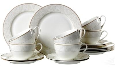 Ritzenhoff & Breker Kaffeeservice »ISABELLA«, (Set, 18 tlg.), Spülmaschinengeeignet kaufen