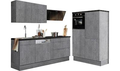 OPTIFIT Küchenzeile »Tara«, ohne E - Geräte, Breite 320 cm kaufen