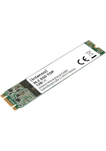 Intenso SSD »M.2 SSD Top« kaufen