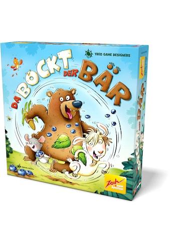 Zoch Spiel »Da bockt der Bär«, Made in Germany kaufen
