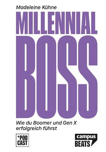 Buch »Millennial-Boss / Madeleine Kühne« kaufen