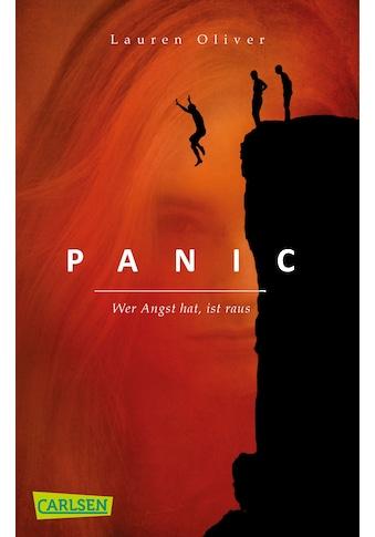 Buch »Panic - Wer Angst hat, ist raus / Lauren Oliver, Katharina Diestelmeier« kaufen