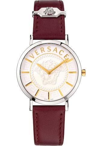 Versace Schweizer Uhr »V-ESSENTIAL 36 mm, VEK400221« kaufen
