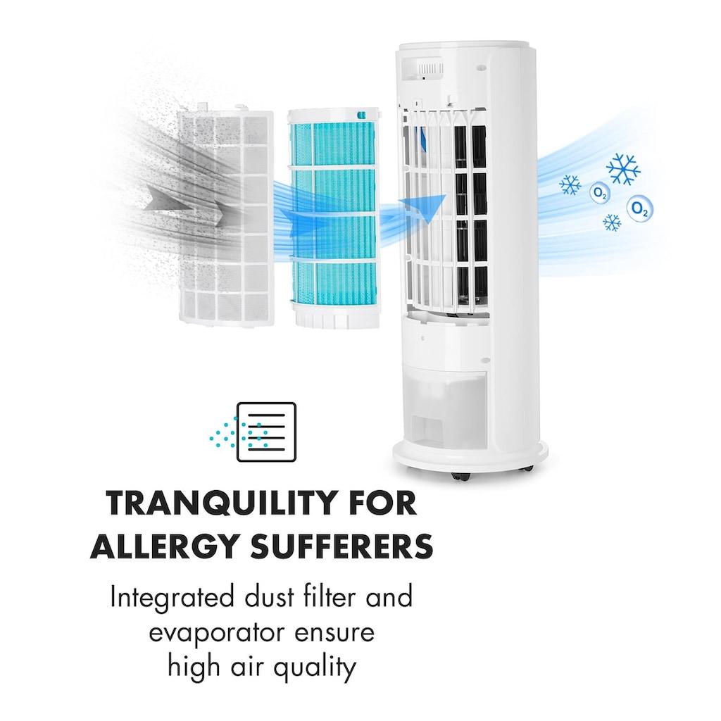 Klarstein Horizon Luftkühler Ventilator 60W 486m³/h 3