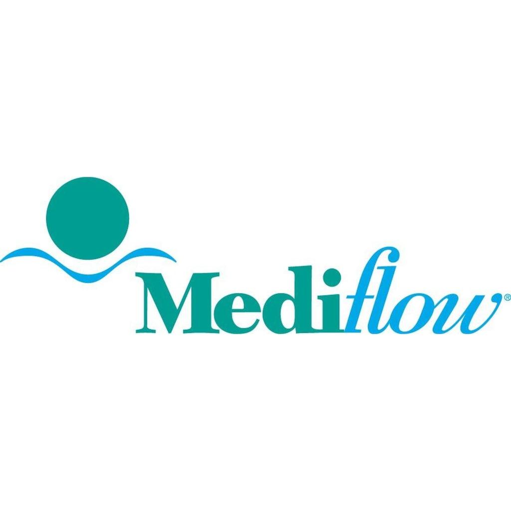 Mediflow Wasserkissen »5201«, Bezug: 100% Baumwolle, (2 St.)