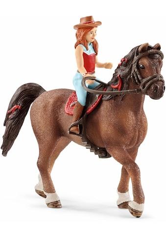 Schleich® Spielfigur »Horse Club, Hannah & Cayenne (42411)« kaufen