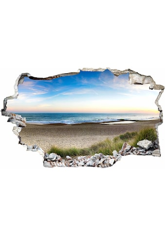 Wall-Art Wandtattoo »Strandpanorama« kaufen