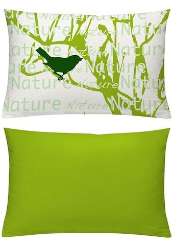 emotion textiles Kissenhülle »Nature« kaufen