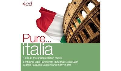 Musik-CD »Pure...Italia / Various« kaufen