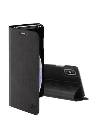 """Hama Booklet """"Guard Pro"""" für Apple iPhone Xs Max, Schwarz kaufen"""