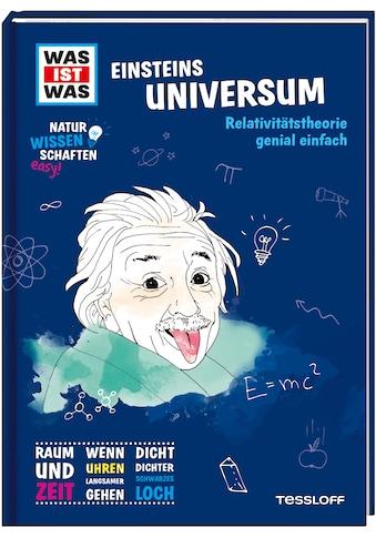 Buch »WAS IST WAS Naturwissenschaften easy! Physik. Einsteins Universum. / Dr. Manfred... kaufen