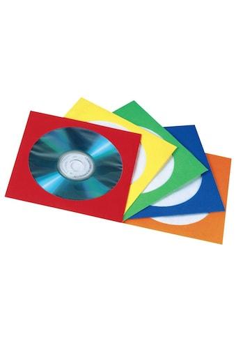 Hama DVD-Hülle, 100er-Pack, farblich sortiert kaufen