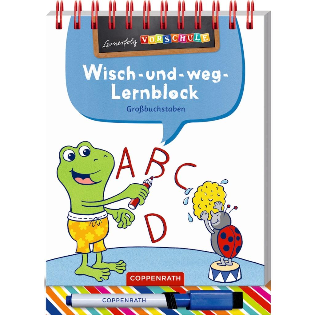 Buch »Wisch-und-weg-Lernblock / Birgitt Carstens, Charlotte Wagner«