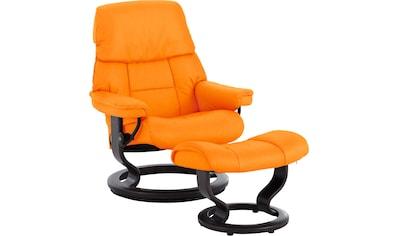 Stressless® Relaxsessel »Ruby«, mit Classic Base, Größe M, Gestell Eiche, Wenge, Braun... kaufen
