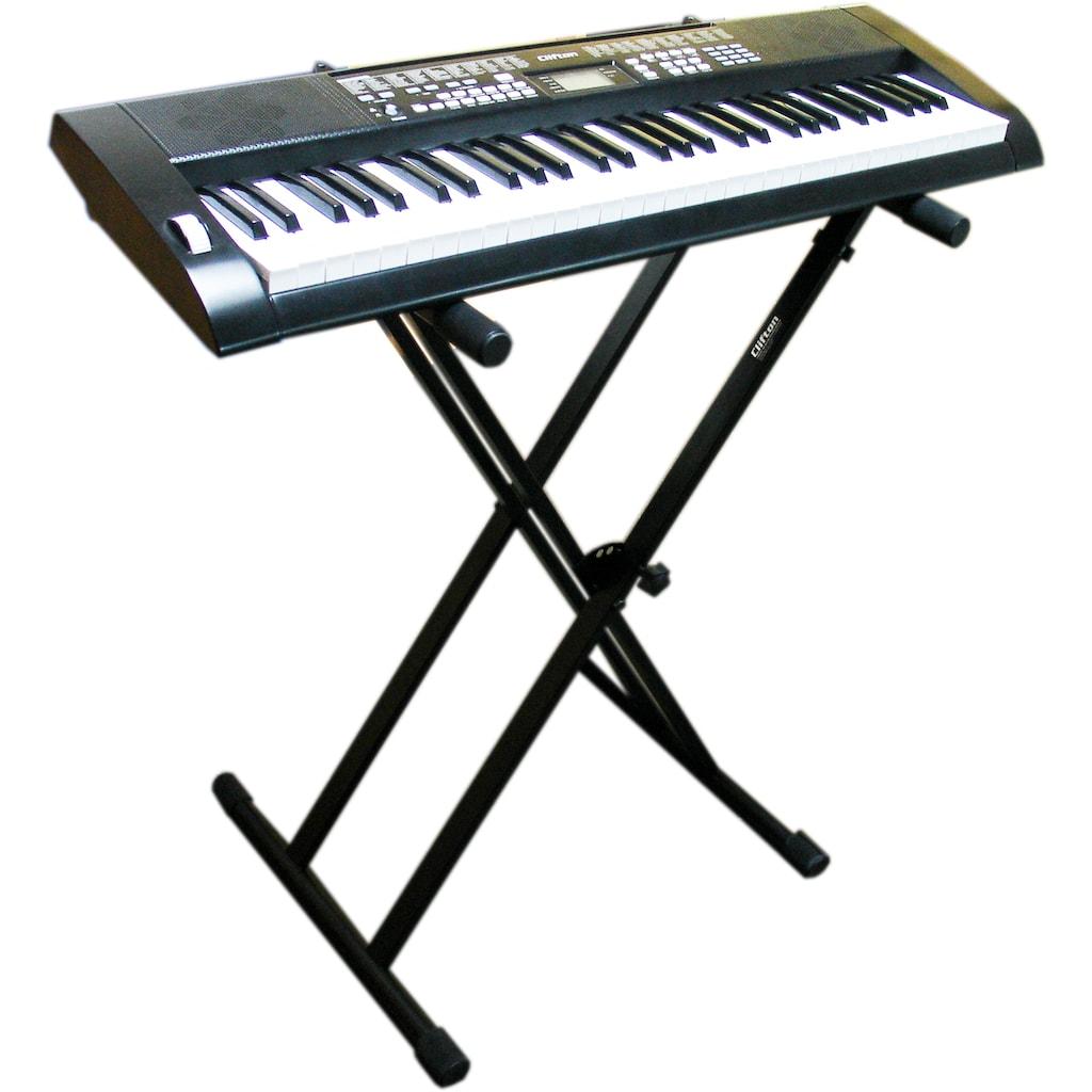 Clifton Keyboardständer »Keyboardstand double cross«