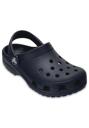 Crocs Clog »Classic Clog K«, mit schwenkbarem Fersenriemen kaufen