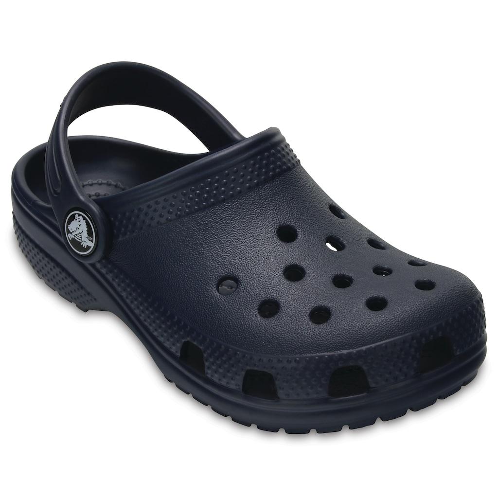 Crocs Clog »Classic Clog K«, mit schwenkbarem Fersenriemen