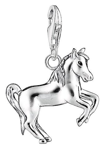 THOMAS SABO Charm-Einhänger »Pferd, 1074-007-12«, mit Emaille kaufen