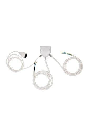 Xavax Küchenanschlussverteiler (Splitter) für elektrische Geräte kaufen