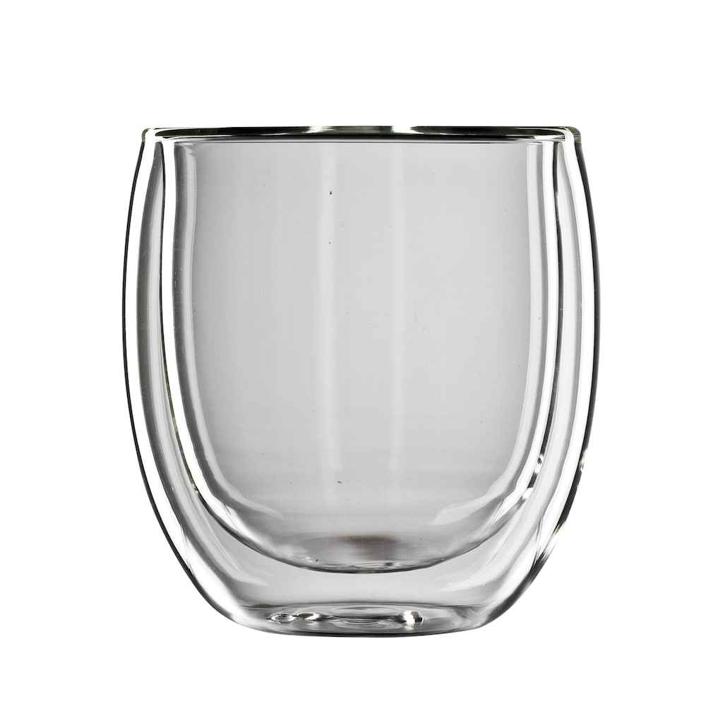 Bloomix Thermoglas »Tanger«, (Set, 4 tlg.), 4-teilig