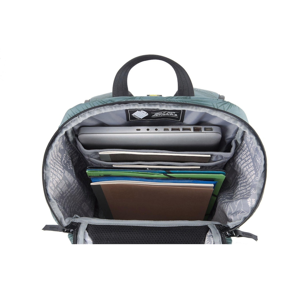 NITRO Freizeitrucksack »Nikuro, Coco«, mit Tablet und Laptopfach