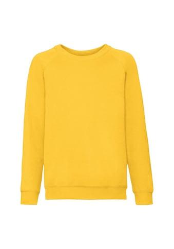 Fruit of the Loom Rundhalspullover »Pullover für Kinder« kaufen
