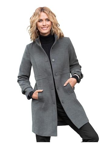 Classic Inspirationen Kurzmantel, weich wie Wolle kaufen