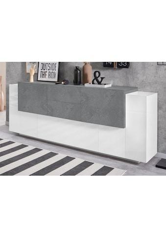Tecnos Sideboard »Coro«, Breite 220 cm kaufen
