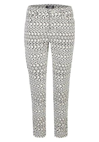 ANGELS Jeans,Ornella' mit coolem Wabenmuster kaufen