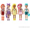 Barbie Anziehpuppe »Color Reveal, Chelsea Mono-Neon«