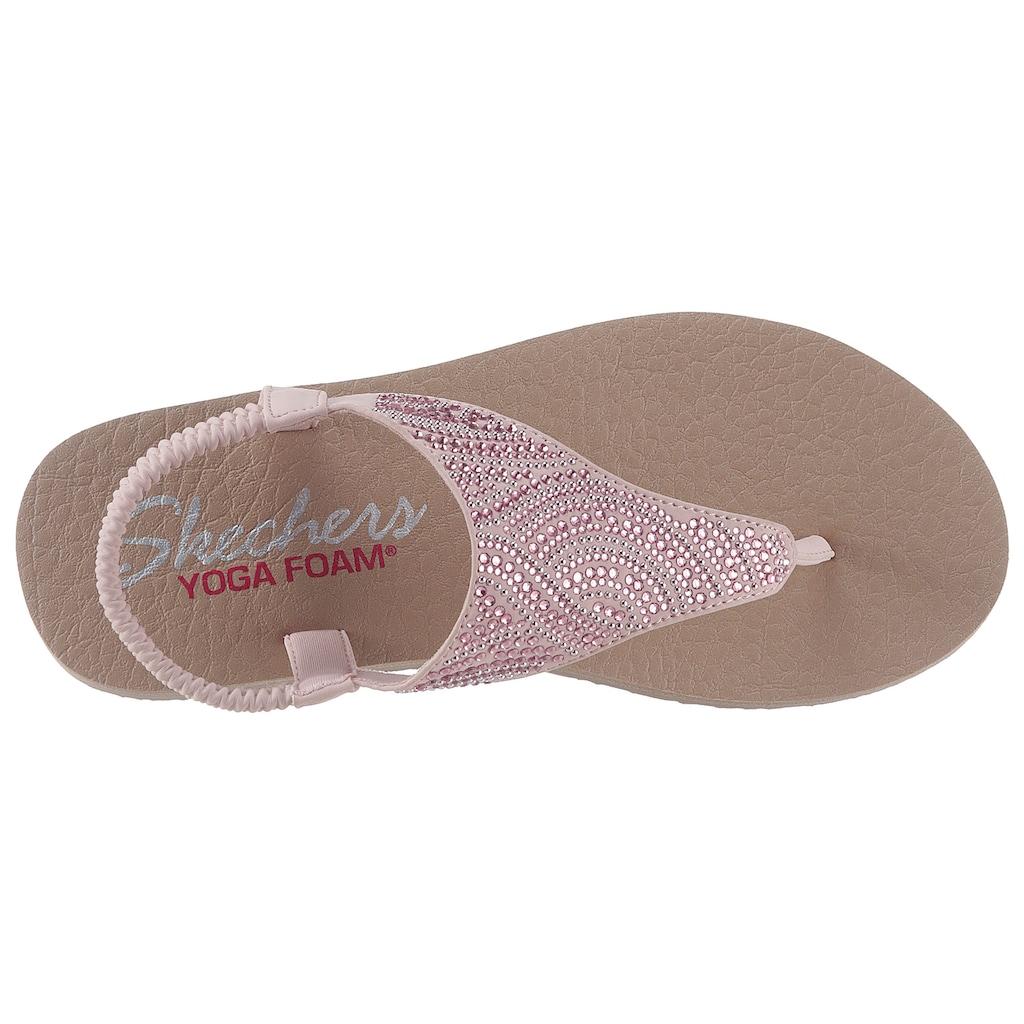 Skechers Sandale »Meditation - New Moon«