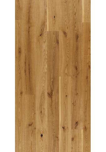 PARADOR Parkett »Basic Rustikal  -  Eiche gebürstet, geölt«, 2200 x 185 mm, Stärke: 11,5 mm, 4,07 m² kaufen
