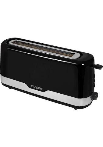 exquisit Toaster »TA 6501 swi«, 850 Watt kaufen