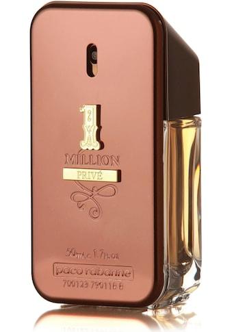 paco rabanne Eau de Parfum »1 Million Privé« kaufen