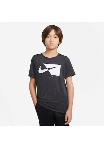 Nike Funktionsshirt »Nike Core Big Kids' (boys') Short-sleeve Top« kaufen