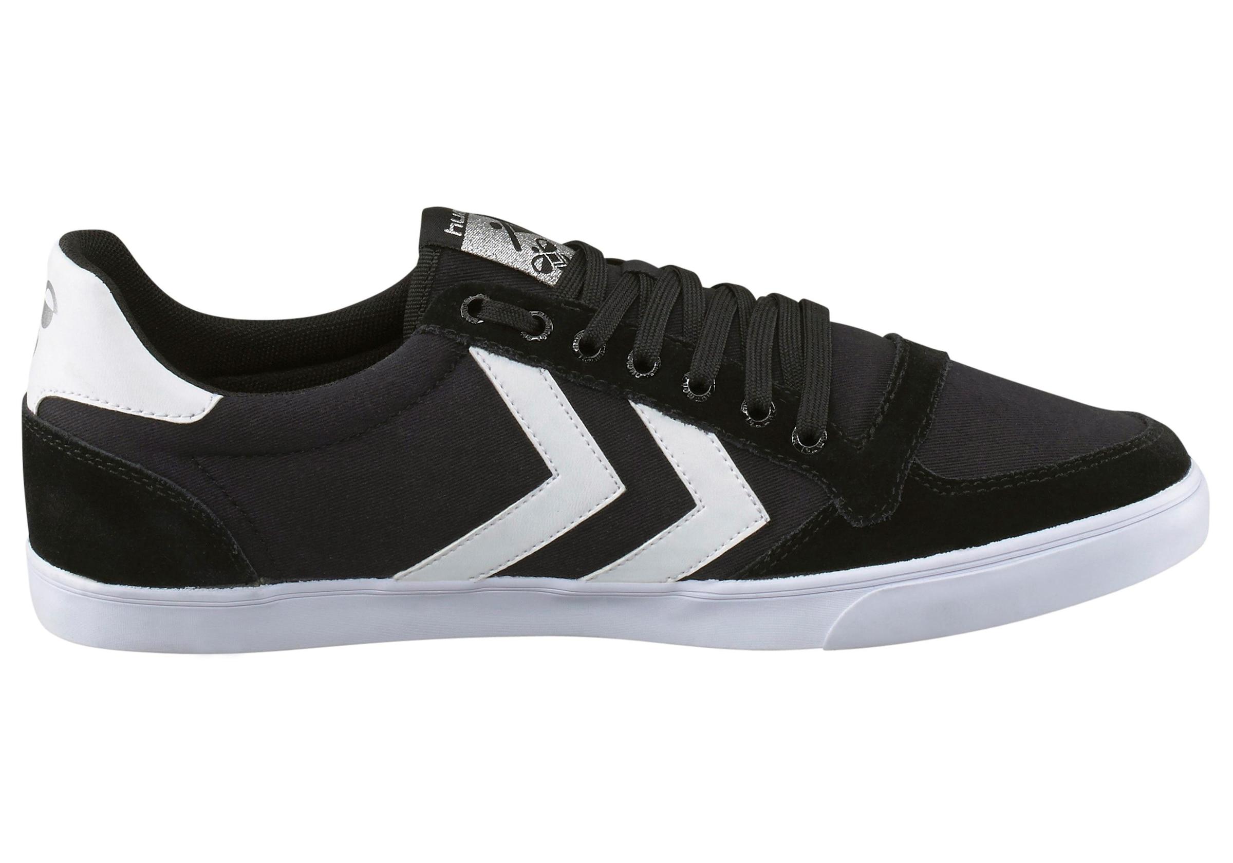 Hummel Sneaker »Slimmer Stadil Canvas Niedrig« jetzt online kaufen | Preis-Leistungs-Verhältnis, Gutes Preis-Leistungs-Verhältnis, | es lohnt sich b44293