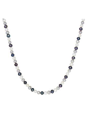 Valero Pearls Perlenkette »A1080«, (1 tlg.), aus Süßwasser-Zuchtperlen kaufen