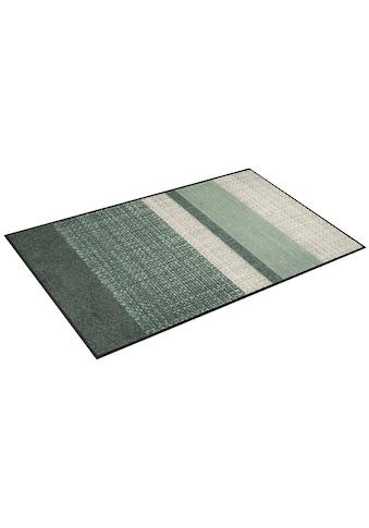 wash+dry by Kleen-Tex Teppich »Lynna«, rechteckig, 7 mm Höhe, In- und Outdoor... kaufen