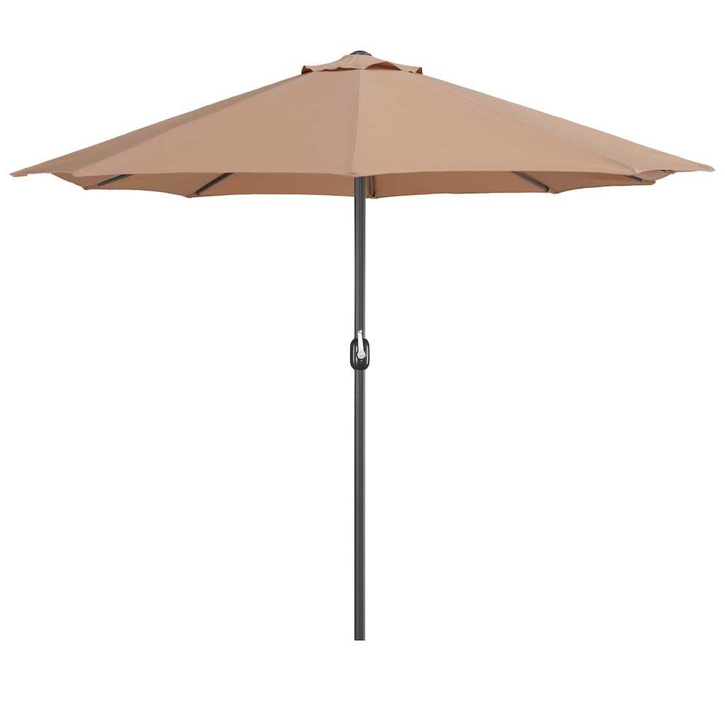 garten gut Sonnenschirm »Fuerteventura«, Inkl. Schutzhülle, ohne Schirmständer