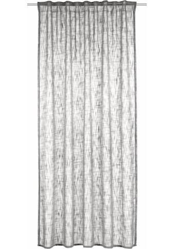 Vorhang, »Leipzig«, WILLKOMMEN ZUHAUSE by ALBANI GROUP, verdeckte Schlaufen 1 Stück kaufen
