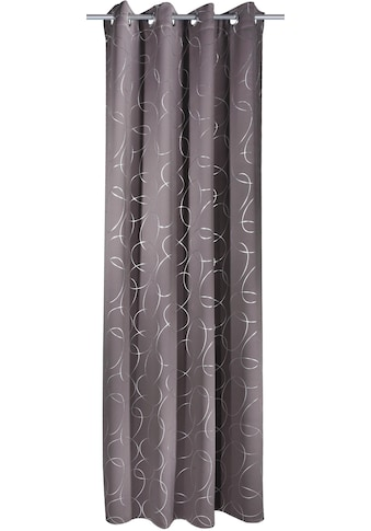 WILLKOMMEN ZUHAUSE by ALBANI GROUP Vorhang »Calw«, HxB: 245x135, Ösenschal kaufen