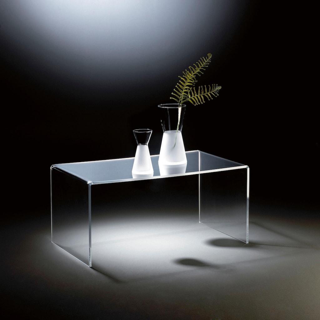 Places of Style Couchtisch »Remus«, aus Acrylglas